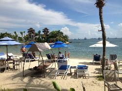 Bora Bora Beach Bar - Palawan Beach