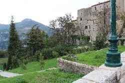 Forteresse Medievale De Gourdon
