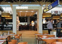 ‪Seasons Restaurant & Coffee Shop‬