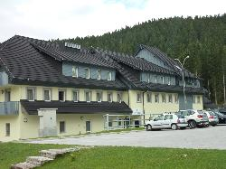 Hotel Center Pokljuka