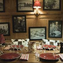 Le restaurant Alpin