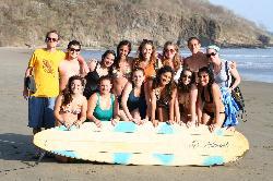 Sol Surfing San Juan