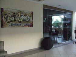 The Queen's Caribbean Restaurant