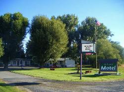 Willows Motel in Wilbur, WA