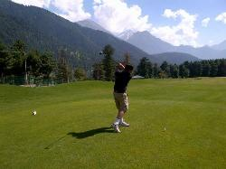 Pahalgam Golf Course