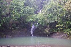 Salvacion Falls