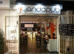 Andapub steak and beer