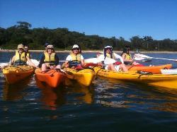 Bundeena Kayaks in Sydney