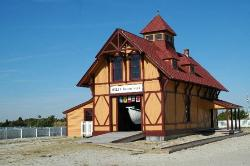 Indian River Life-Saving Station Museum at Delaware Seashore State Park