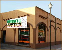 Pepegina's Pizza
