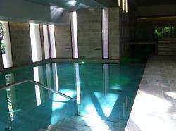 la nuova piscina