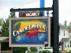 Canoe On Inn