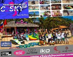 C2Sky Kitesurfing Vietnam