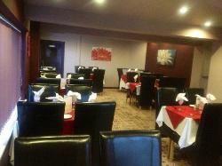 Kashmir cafe'