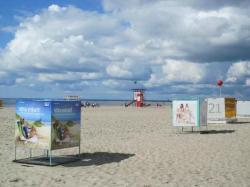 Parnu Beach Promenade