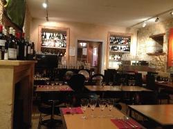 Galerie.M. Monpazier Cafe Restaurant