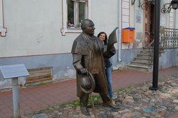 Скульптура Иоханна Вольдемара Яннсена