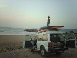 Aloha Surf Camp Maroc