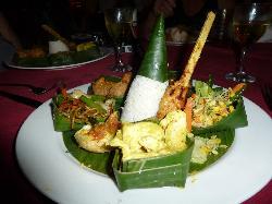 Lagauna Garden Restaurant Tanjung Benoa Bali