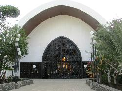 Templo ecuménico de San Salvador