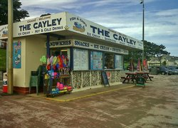 The Cayley Kiosk