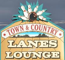 ‪Town & Country Lanes and Lounge‬