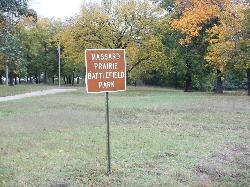Massard Prairie Battlefield Park