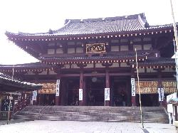 川崎大師 平間寺 大本堂