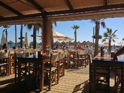 Restaurante Playa - Mistral beach