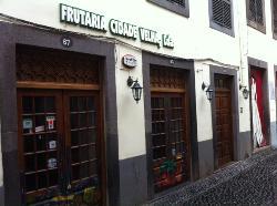 Frutaria Cidade Velha