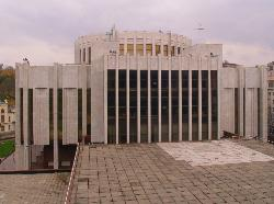 Ukrainian House/ The International Convention Center