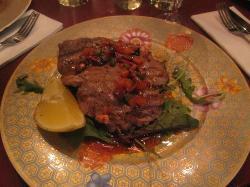 Le Bar Grill Francais