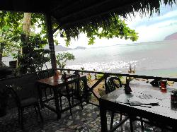 Yangi Beach Cafe
