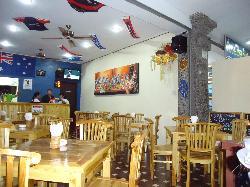 Boomerang Bar & Restaurant Bali