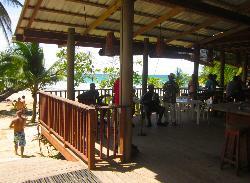 Music at the Punta Lava Beach Bar!