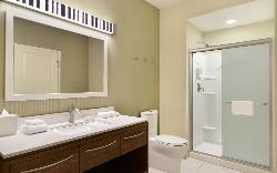 Bulk bathroom amenities reduce plastic waste