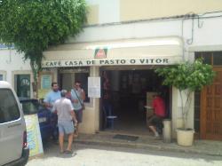 Café Casa Pasto O Vítor