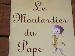 Le Moutardier du Pape