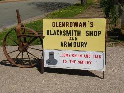Glenrowan Blacksmith Shop & Armoury