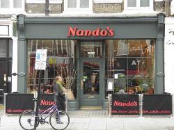 Nando's - Baker Street