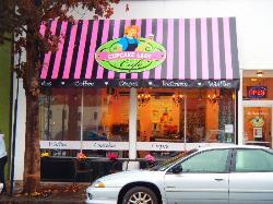 Cupcake Lady Cafe