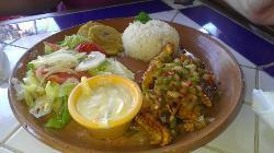 Cocina de Doña Haydée