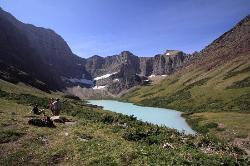 Cracker Lake Hike