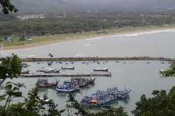 Teleng Ria Beach