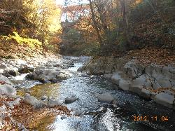 Nakatsugawa Canyon