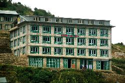 Hotel Hill-Ten Namche