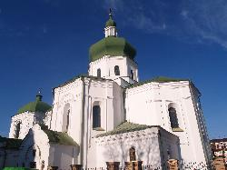 St. NicolasPrytyska Church