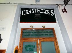 trattoria chanteclers