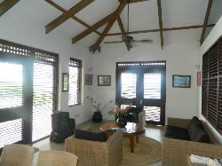 Jacaranda living room