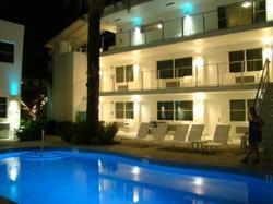 A Night At The Pool - The Aqua Hotel